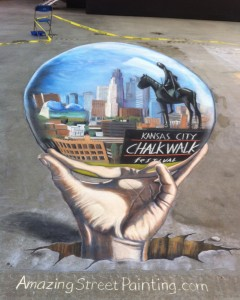 chalk walk logo